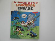 JUNGLE EN FOLIE EO1976 BE/TBE LE MOUTON ENRAGE GODARD DELINX
