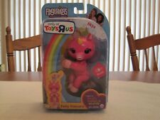 WOWWEE FINGERLING HOT PINK BABY UNICORN SKYE--TOYS R US--NEW--FACTORY SEALED