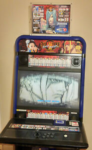 Capcom Street Fighter 3rd Strike for Taito Vewlix (CARD) CPS3 Jamma