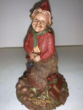 Noel gnome - New In Box - Tom Clark #91, 1984, Christmas, Cairn Studio