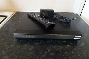 Humax HDR-2000T Freeview HD Recorder Set Top Box Play TV 500GB - Black