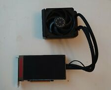 Unboxed Liquid Cooled AMD Radeon R9 Fury X 4gb GPU Graphics Card