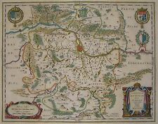 Territoire Metense-Metz-Willem Janszoon BLAEU - 1635