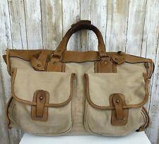 GHURKA Bag Express No. 2 Marley Hodgson Weekender Duffel Original VINTAGE VTG