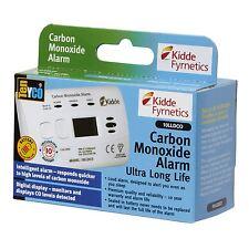 KIDDE 10lldco digital 10 Ans Monoxyde de carbone détecteur d'alarme avec batterie lithium