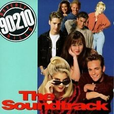 Beverly Hills, 90210-The Soundtrack (1992) Paula Abdul, Color Me Badd, Je.. [CD]