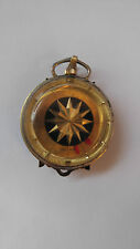 Vintage Ladies Swiss Made Sinclair Pendant Watch for restoration not working