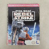 Star Wars - Rogue Squadron III: Rebel Strike Official Strategy Guide by Prima