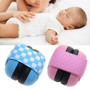 Kids Baby Ear Defenders Protectors Earmuff Noise Reduction Muff Children Child