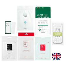 Korean Acne Pimple Spot Patch - Reduce Spots Redness Scars Inflammation [UK]