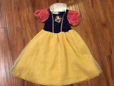 Authentic Disney Store Snow White Costume 2-4