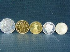 COINS LOT OF 5 COPIES