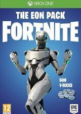 Fortnite: Eon Bundle + 500 V-Bucks (Xbox One) Xbox GLOBAL