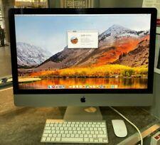 "Apple iMac 27"" (Late 2013) A1419, 8GB RAM, 1TB HDD, Intel Core i5 3.2GHz 4th Gen"