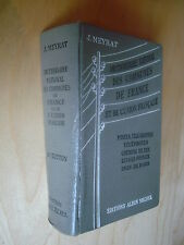 Meyrat Dictionnaire national des communes de France et de l'union française 1950