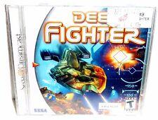 New Sega Dreamcast Deep Fighter Sealed Game Complete