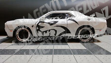 2 Decal kits Only! JADA 1:24 BIGTIME CHALLENGER HELLCAT / CAR NOT INCLUDED! READ