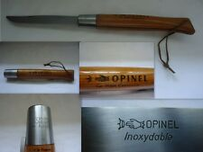COUTEAU OPINEL GEANT LA MAIN COURONNEE N°13 MADE IN FRANCE LAME INOXYDABLE 50 CM