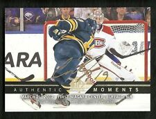 2013-14 SP Authentic CODY HODGSON #156 Authentic Moments Limited Autograph