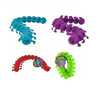 1 Stretchy Caterpillar Sensory Fidgety Kids Toy Classroom sensory fidget autism