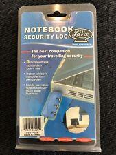 LaVie Notebook Laptop Security Lock Computer. New