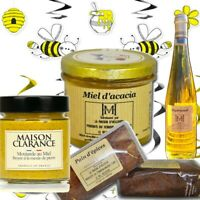 gourmet basket: honey