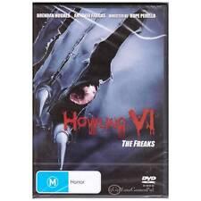 DVD HOWLING 6 THE FREAKS VI Brendan Hughes 1991 HORROR WEREWOLF SEQUEL R4 [BNS]