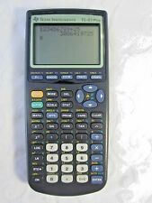 Texas Instruments Ti-83Plus Graphing Calculator no Case Excellent fr ship Usa