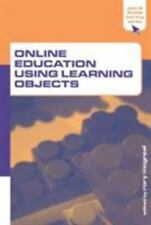 Online Education Using Learning Objects (Open and Flexible Learning (Paperback))