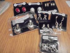 Scrap or Wear Sterling Silver Jewelry 72.7 Grams (8pcs)