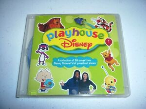 2001 Playhouse Disney Music CD - Collection of 26 Songs from Disney Channel