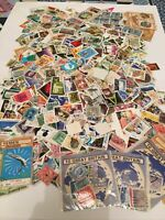 Amazing Collection Of Worldwide Stamps, Large Collection Of Stamps, Stamps Lot #