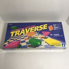 Traverse Checkers Gone Wild Game Educational Insights 1992