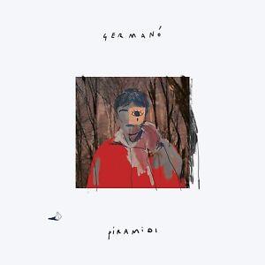 GERMANO' - PIRAMIDI - LP VINILE NUOVO SIGILLATO 2020