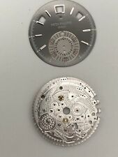 and complete main plate Patek Philippe 5960 Dial
