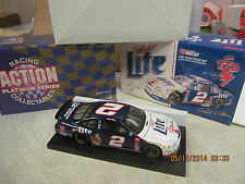 1998 Rusty Wallace #2 Miller / Elvis Tcb Limited Edition 1:24 Scale