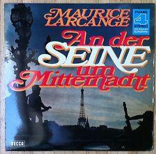 MAURICE LARCANGE An der Seine um Mitternacht LP/GER
