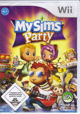 """"""" MySims Party  """" (Wii)"""