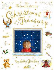 The Bloomsbury Christmas Treasury, Grindley, Sally, New Book