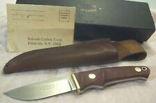 1976~LOVELESS SCHRADE~RL2~CUSTOM HUNTER~LTD. ED. HUNTING KNIFE w/SHEATH & BOX~