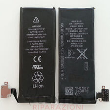 BATTERIA PER APPLE IPHONE 4S BATTERY 1430 MAH 3.7 V 5.3 WHR APN 616-0579 OEM