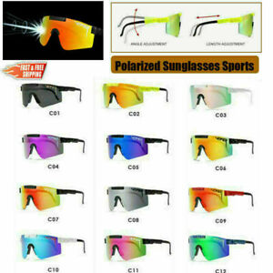 Cycling Sports Goggles TR90 Polarized Sunglasses for Men/Women Outdoor