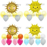 You are My Sunshine Theme Balloons Party Kit, Party Backdrop, Gift, Baby Shower