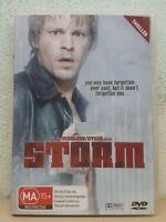 Storm (DVD, 2006) Swedish Movie Foreign Rare English Subtitles