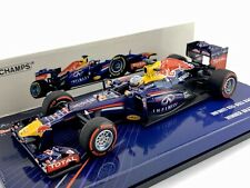 Red Bull RB9 Vettel F1 2013 Infiniti Minichamps 1:43 NEW