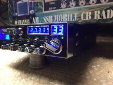 Galaxy 959,BLUE Displays,Mosfet Finals,With Connex Turbo Echo,New Cb Radio