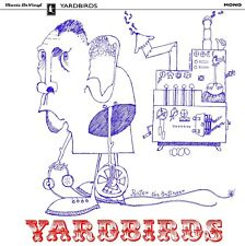 YARDBIRDS - ROGER THE ENGINEER (180 GR.PICTURE-LP)   VINYL LP NEW!