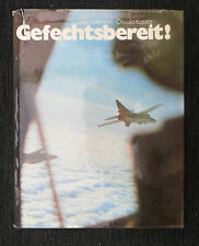 "5212 EAST GERMAN/DDR/GDR NVA Cold War PROPAGANDA "" COMBAT READY "" cir 1982"