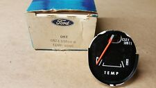 65-66 Ford Mustang instrument temperature gauge, C5ZZ-10883-B, nos
