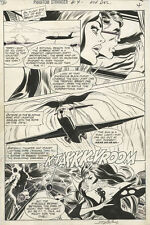 Neal Adams Art PHANTOM STRANGER 4 Page 1st TALA! 1969 DC Comic Original w) Dr.13